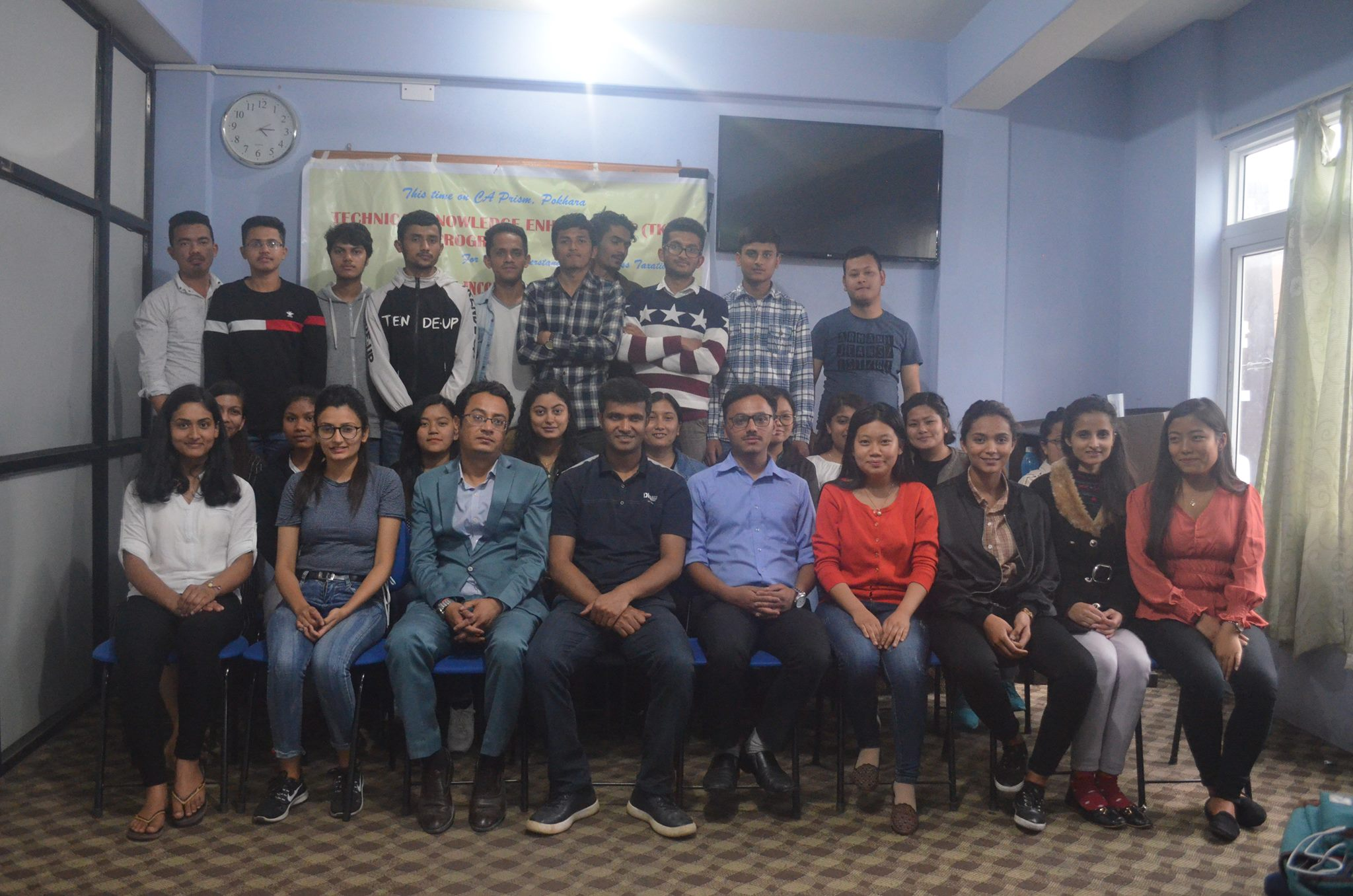 Technical Knowledge Enhancement (TKE)-Training Program (Pokhara)